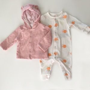 BabyGap Girls First Favorites Lot 3-6 Months